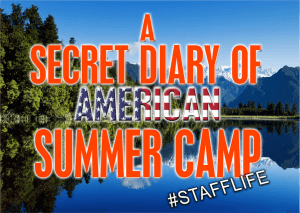 A Secret Diary of American Summer Camp Header