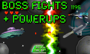 Aliencraft Boss Fight