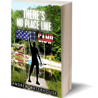theres no place like summer camp paperback book