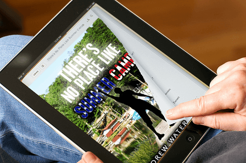 theres no place like summer camp ebook on ipad