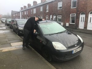 goodbye to first car