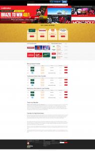 thats your best bet homepage screenshot