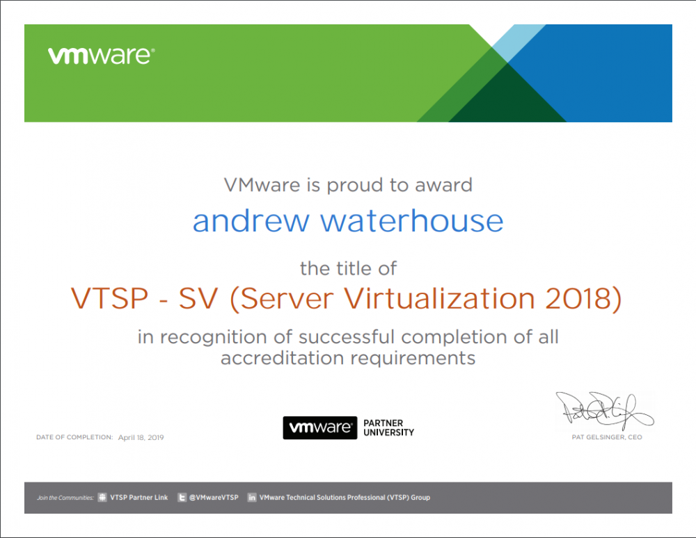 2020 02 19 12 26 40 vtsp sv server virtualisation certificate.pdf 1000x774 - About Me